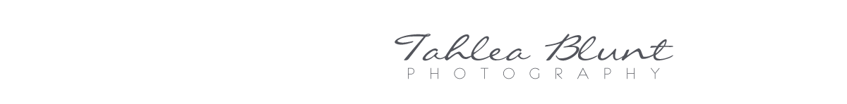 Tahlea Blunt Photography logo